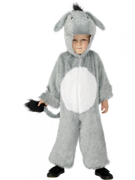 Dětský zvířecí kostým - Oslík - Půjčovna kostýmů Anděl 7f5bb634a4
