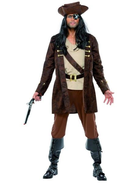 Kostým pirát Bukanýr - Půjčovna kostýmů Anděl 722e0be400c