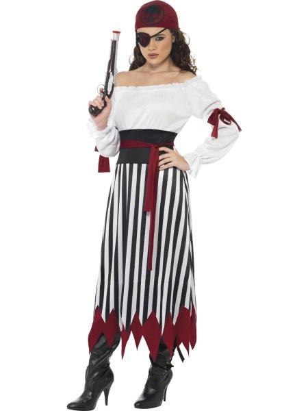 0afaeb5d6821 Kostým pirátka - dlouhá sukně - Půjčovna kostýmů Anděl