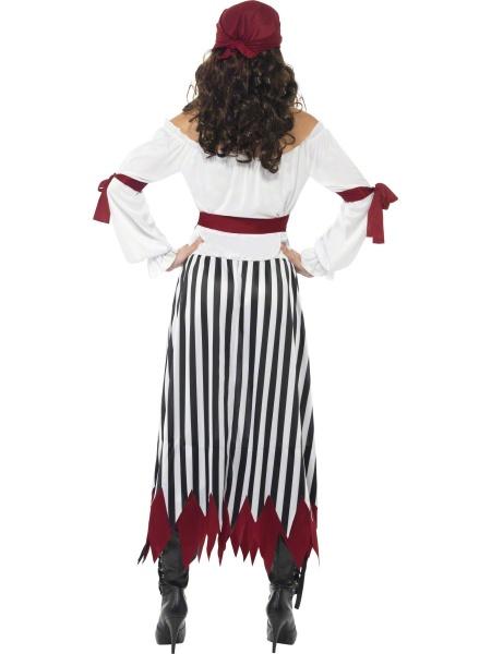 6f8495b67adf Máte pirátskou nebo filmovou párty  Zvolte si kostým divoké pirátky.