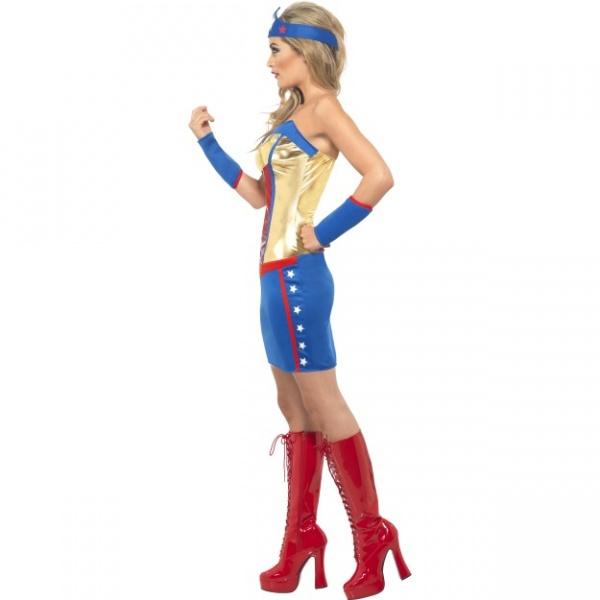 4f0a93ab4a6 Kostým Wonderwoman - Půjčovna kostýmů Anděl