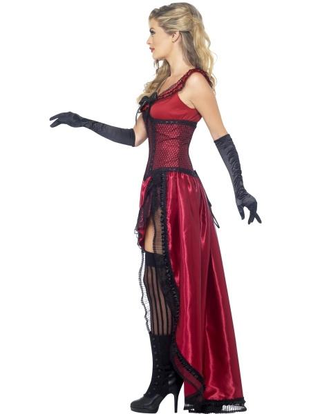 7a67e116c05e Kostým Bordeau tanečnice - Půjčovna kostýmů Anděl