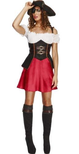 d83ec57b1701 Kostým svůdná pirátka - Půjčovna kostýmů Anděl